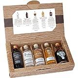 """Confezione regalo""""Set degustazione Mignon Marzadro"""" 5bt x 5cl.+ invito per 5 persone in Distilleria Marzadro"""
