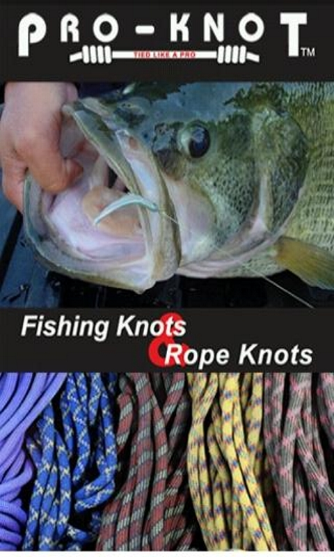 Pro knot fishing knots rope knots apps f r for Fishing knots apps