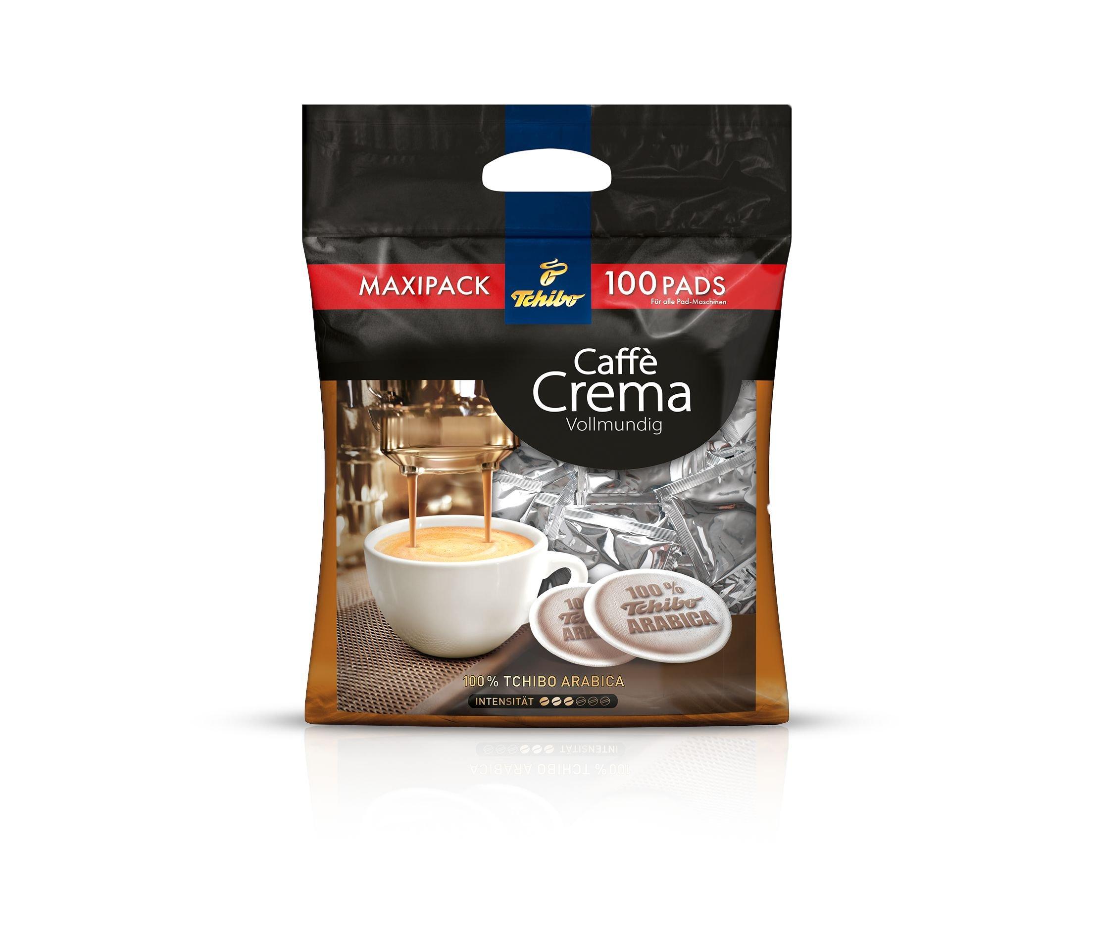 Tchibo Caffè Crema Kaffee-Pads 1