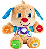 Fisher-Price Original Laugh & Learn Smart Stages Puppy Musical Plush leraning Toy