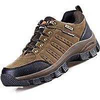 VTASQ Chaussures de Randonnée Antidérapantes pour Hommes Femmes Bottes en Plein Air Trekking Promenades Montantes…