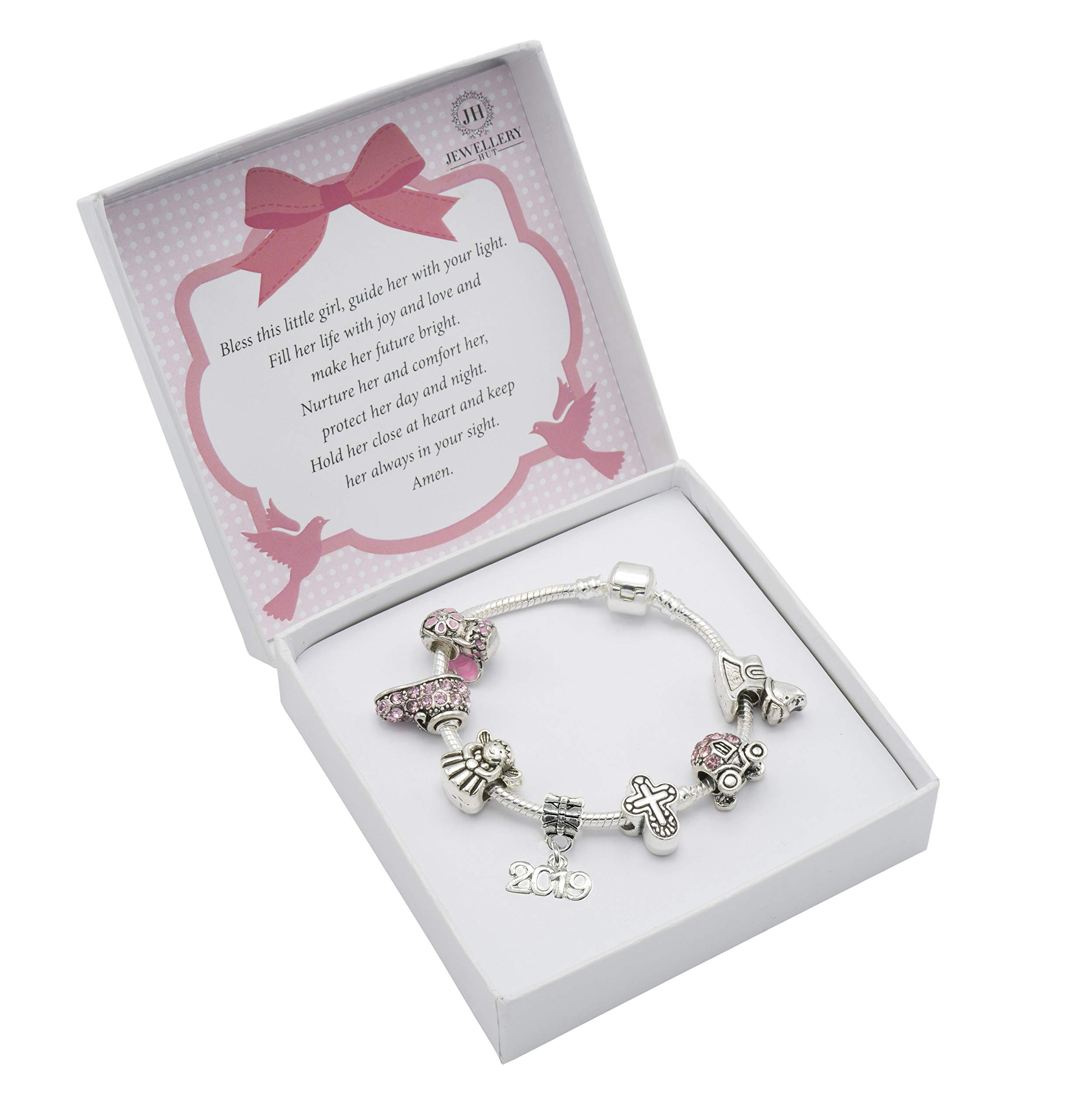 Uniqueen Happy Family Mom Charms fit Charm Bracelet Necklace