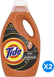 Tide Abaya Liquid Detergent - Pack of 2-Pieces (2 x 1.85 L)