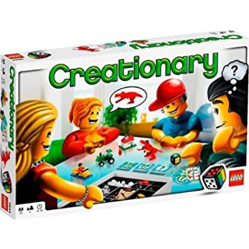 LEGO Games 3844: Creationary
