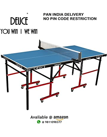 Table Tennis Tables: Buy Table Tennis Tables Online at Best Prices
