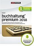 Lexware buchhalter 2018 premium-Version PC Download (Jahreslizenz)|Einfache Buchhaltungs-Software für Freiberufler, Handwerker und mittlere Unternehmen|Kompatibel mit Windows 7 oder aktueller