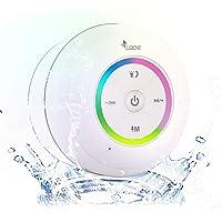 LEICKE DJ Roxxx cassa bluetooth per doccia | altoparlante bluetooth | altoparlante doccia | cassa da doccia | radio…