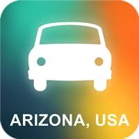 Arizona, USA GPS Navigation