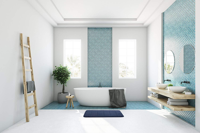 Arredare il bagno ideale con i tappeti webtappeti