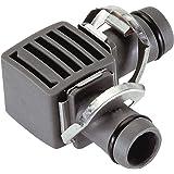 """GARDENA Micro-Drip-systeem L-stuk 13 mm (1/2""""): Buisverbinding voor het verleggen van aanvoerbuizen (artikelnr. 1346, 1347),"""