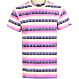 Herren T-Shirt Vans Pink Eruption T-Shirt