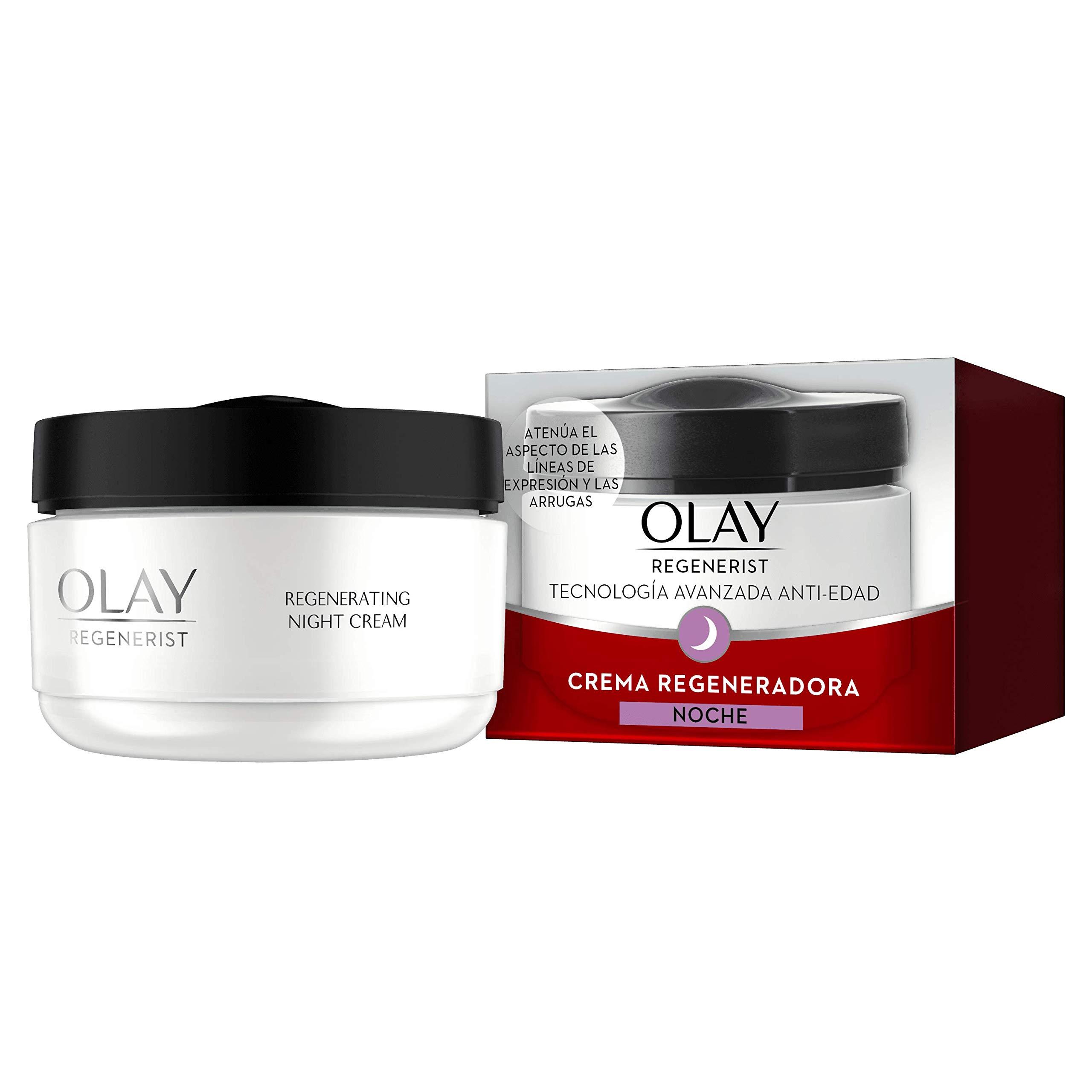 Olay Regenerist crema regeneradora de noche anti-edad – 50 ml