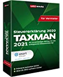 Lexware税务员2021 für纳税年度2020 | Minibox |Ü明确的税种ärungs-Software für Vermieter|Standard|1|1…