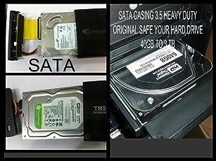 tclpvc 1232313 SATA Internal HDD To USB 2.0 Converting Aluminium Hard Drive Casing Case