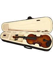 Kadence KAD-VIV-V10,Imported Vivaldi 4/4 Violin With Bow Rosin And Hard Case