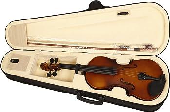 Kadence KAD-VIV-V10,Imported Vivaldi 4/4 Violin With Bow Rosin And Hard Case