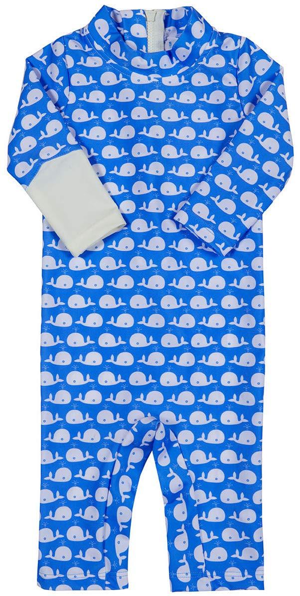 OCOI Traje De Baño para Bebé con Protección Solar UPF50+ Manga Larga – Mono/Bodysuit/Bañador Entero Una Pieza niña y… 1