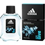 adidas Ice Dive Eau de Toilette For Men, 100 ml