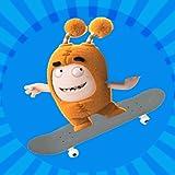 Oddbod Skateboard Adventures Run