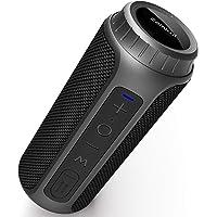 Zamkol Cassa Bluetooth 5.0, 30W HD Stereo Altoparlante Portatile con Bassi Potenti, IPX6 Waterproof Speaker bluetooth…