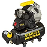 Stanley HY 227/8/6E, 2017203, compressor, compact, elektrisch, 8 bar druk, 15 kg, 6 liter reservoir, motorvermogen 2 pk
