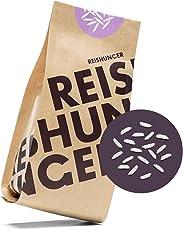 Reishunger Bio Jasmin Reis, Thailand, 3er Pack (3 x 3 kg) - Sorte: Thai Hom Mali - erhältlich in 200 g bis 9 kg