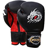 Farabi Sports Boxing Gloves Punching Bag Training Focus Pads Gloves