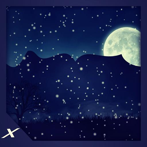 Animated Snow Scenery - Free