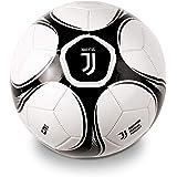 Mondo Toys - Pallone da Calcio cucito Juventus F.C. uomo - size 5 - 300 g - Colore: Bianco/Nero - 13720