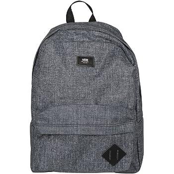 2fba8743928 Vans Old Skool II Backpack Casual Daypack, 42 cm, 22 L, Heather Black  Suiting