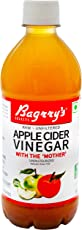 Bagrry's Apple Cider Vinegar (500ml) with The 'Mother', Raw, Unfiltered & Unpasteurized