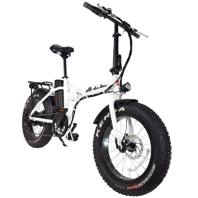 das bike ebike elektro fat bike 20 ebike pedelec 7 gang shimanoschaltung mit breiten reifen. Black Bedroom Furniture Sets. Home Design Ideas