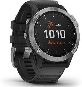 Garmin Fenix 6 Solar Gps Multisport Smartwatch Mit Elektronik