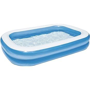 "Bestway Family Pool""Blue Rectangular"", 262x175x51cm"