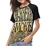 Black Berry Smoke Women's Baseball Short Sleeves T-Shirt