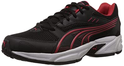 puma womens shoes. puma women\u0027s atom dp black running shoes - 9 uk /india (43 womens
