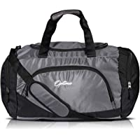 Optima Sports Duffle Bag, 31L Waterproof Gym Bag for Men and Women, Durable Travel Duffel Bag with Shoulder Strap Black…
