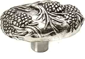 Chalice Carpe Diem Hardware 2115-9 Pinecone Large Oval Knob