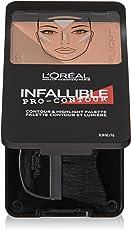 L'Oreal Paris Infallible Pro Contour Palette, 815 Beige Deep, 7g