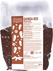 Dragon Super Food Organic Gluten-Free Mix Cereal Qunioa - Red, 500g