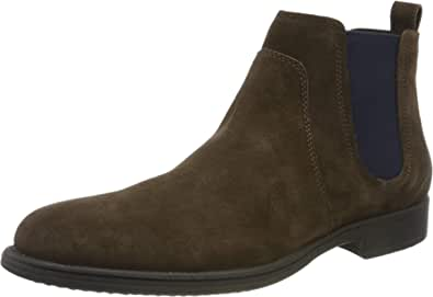 Geox Men's U Jaylon G Chelsea Boots