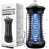 WOTEK Lampada Antizanzare Elettrica Zanzariera Elettrica Luce UV - Lampada Zanzare Interno Esterno Mosquito Killer 1200V…