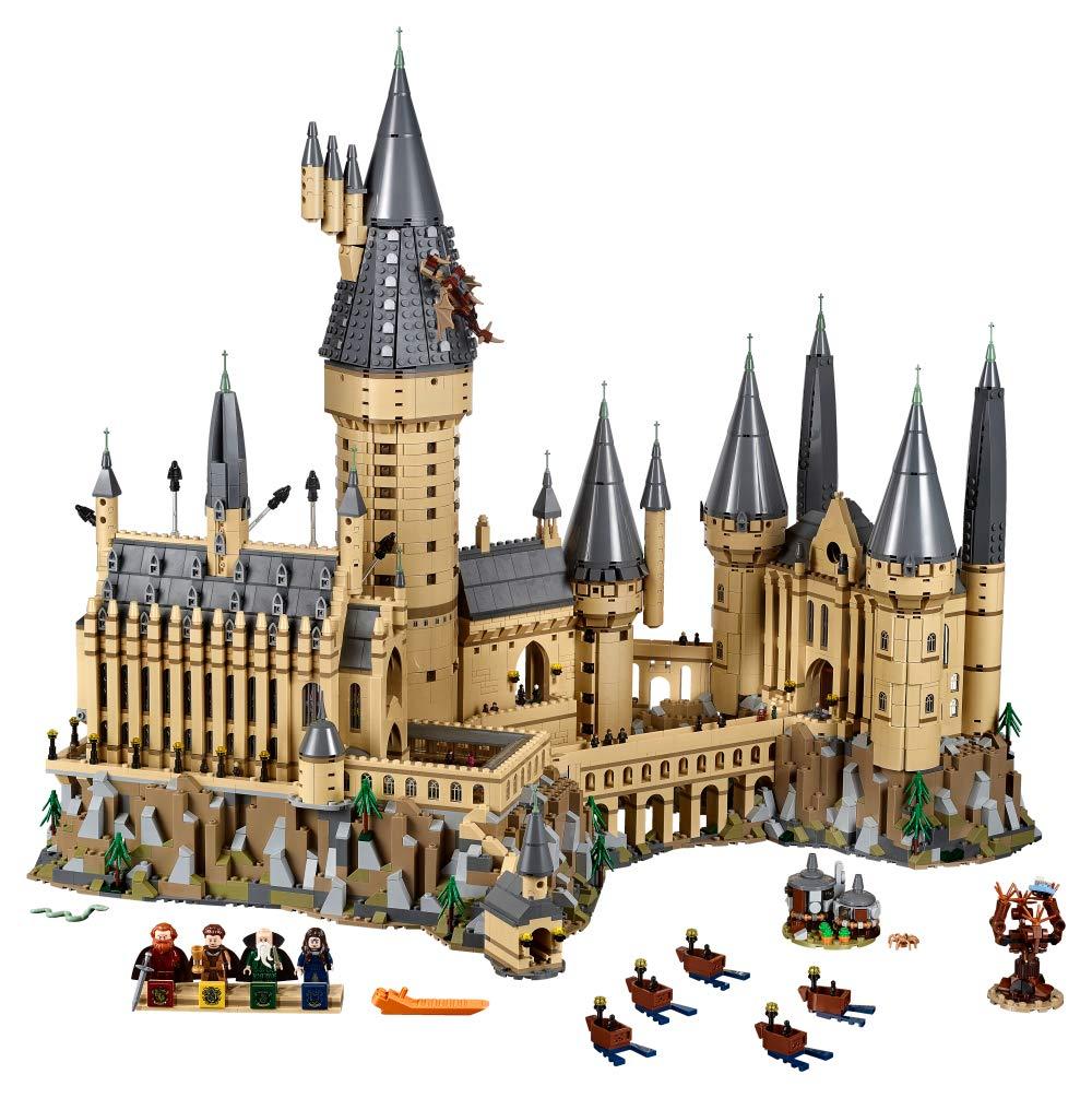 LEGO Harry Potter Castello di Hogwarts (71043) 4 spesavip