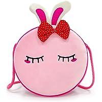 PTN Girls Crossbody Geldbörse für Kinder, Kleine Mädchen Handtaschen, Mädchenhandtasche für Kinder, Nette Cartoon-Tasche…