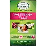 L'Angelica, Integratore Valeriana Plus, Integratori Rilassanti in Capsule, Favorisce il Rilassamento e Aiuta a Ritrovare…