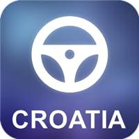 Kroatien Offline-Navigation