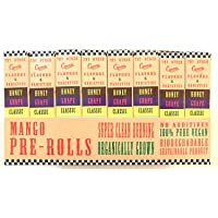 cannawraps 128 Pre Rolled Cones Rolling Papers -4 x 32 Packs
