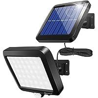 Benma Lampade solari da esterni, luci solari, Lampade da parete per esterni, luci solari da giardino con sensore di…