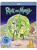 Rick and Morty-Staffel 1