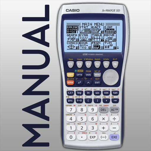 CASIO Graphing Calculator Manual Fx 9860GII Amazoncouk Appstore For Android